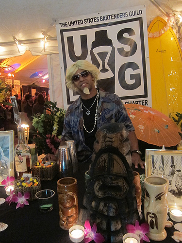 Rich from the Spare Room representing USBG-LA