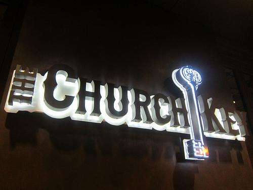 churchkeysign