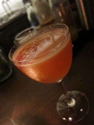 Barbados Cocktail #1