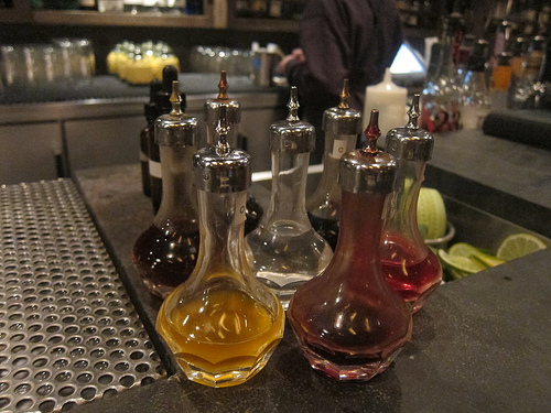 bitters at Trick Dog