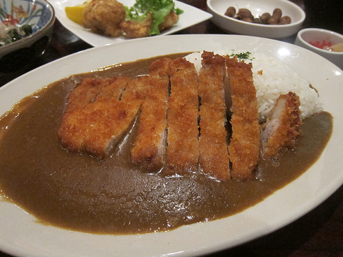tokatsu // pork curry