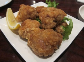 karaage // fried chicken