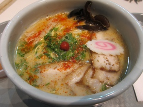 shio ramen at Santouka