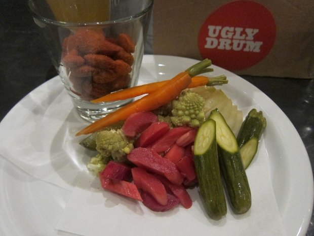 pickles plate