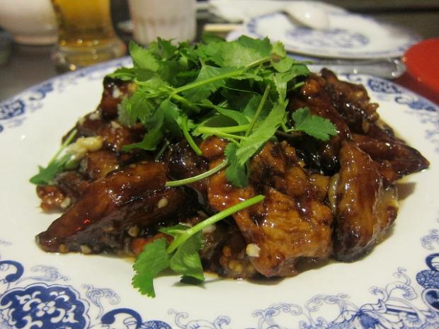 eggplant with pork