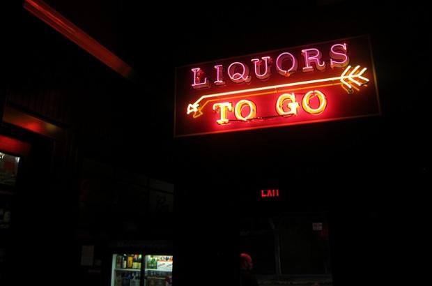 liquor to go