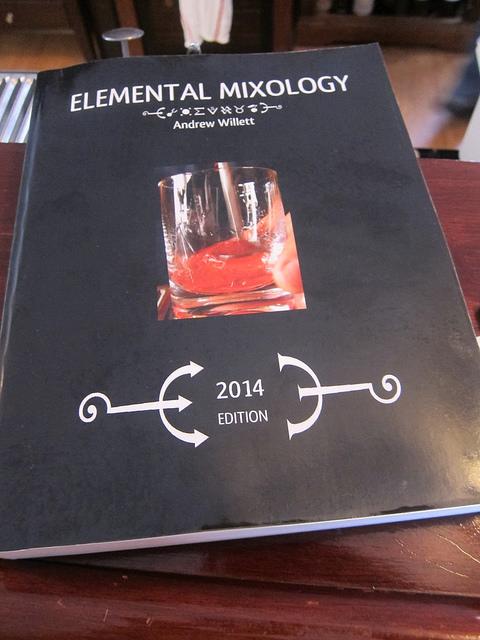 Elemental Mixology - the textbook