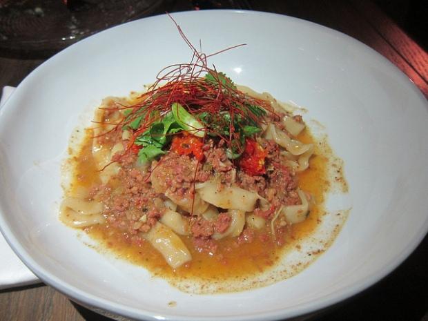 lamb noodles