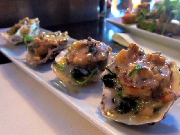 Nic's oysters