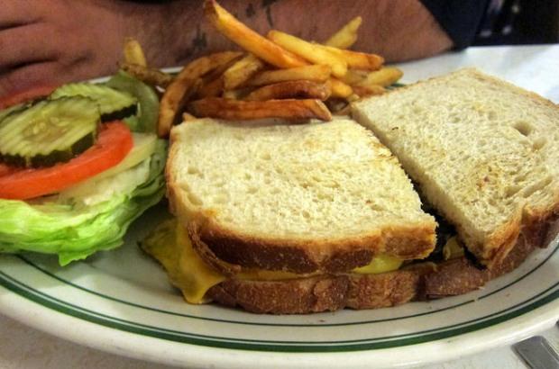 The Pantry Burger