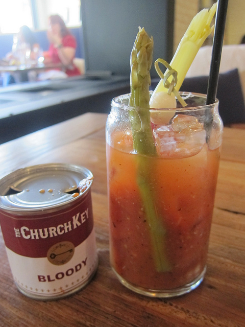 Canned Bloody Maria