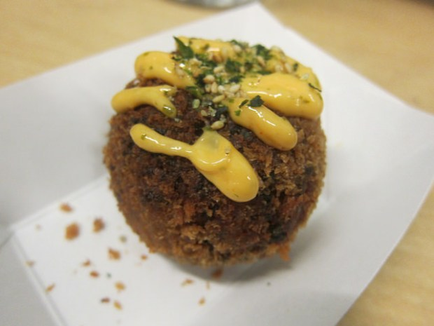 beef curry ball