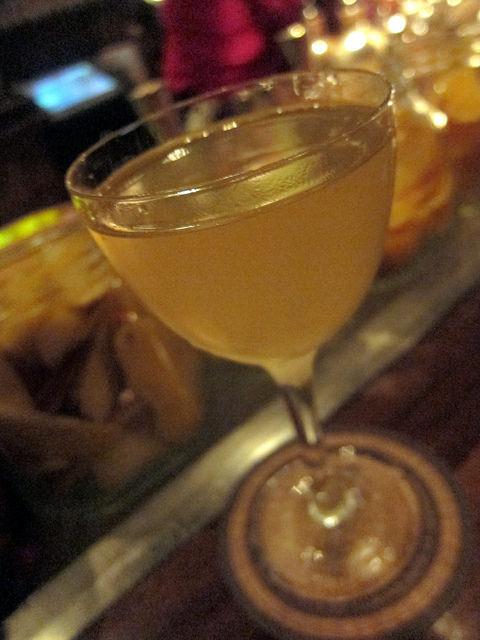 The Dead Rabbit cocktail