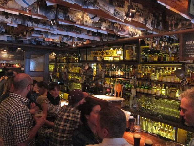 pub, The Dead Rabbit
