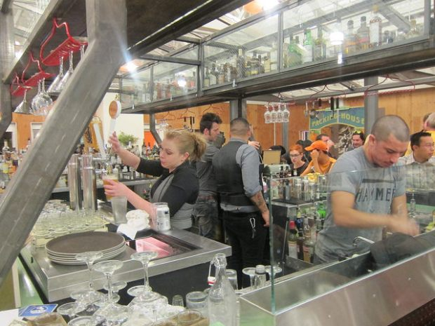 Hammer Workshop & Bar