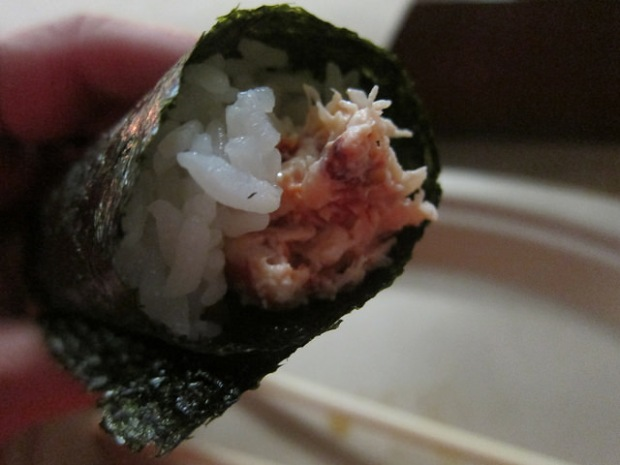 lobster hand roll