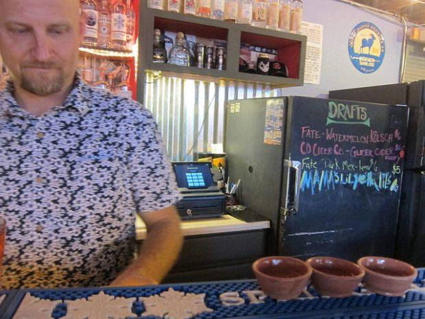 Matt Lanning at Star Bar