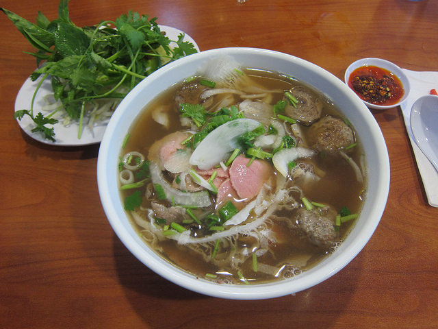 Walnut Creek Vietnamese Food At Pho Huynh Hiep The Minty