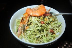 tea leaf salad at Lukshon