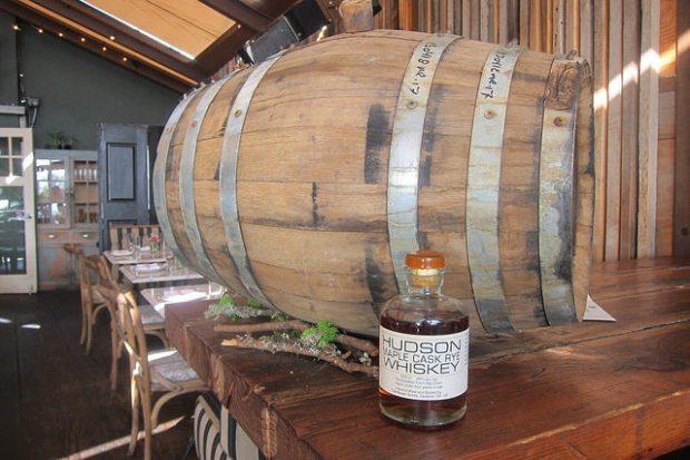 Hudson Maple Cask Whiskey