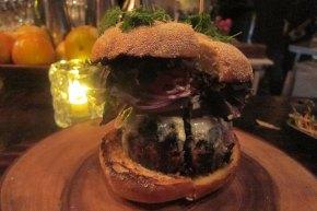 the burger at ARC