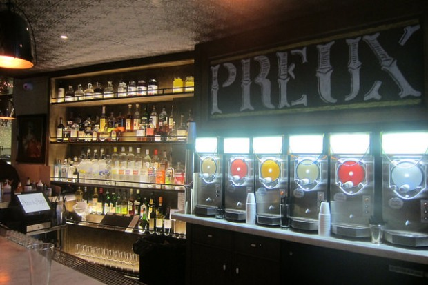 Preux - daiquri bar