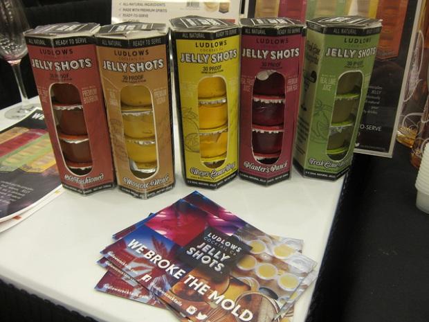 Ludlow Jelly Shots
