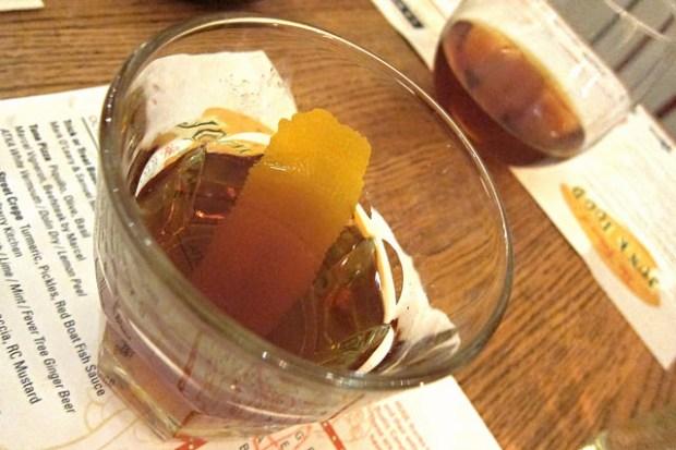 sherry drink