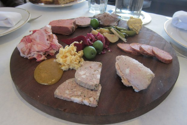 Kris Morningstar of Terrine- the delectable charcuterie