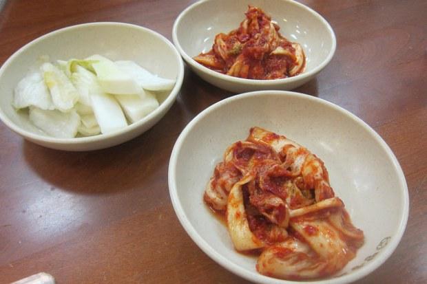 most garlic-y kimchi ever