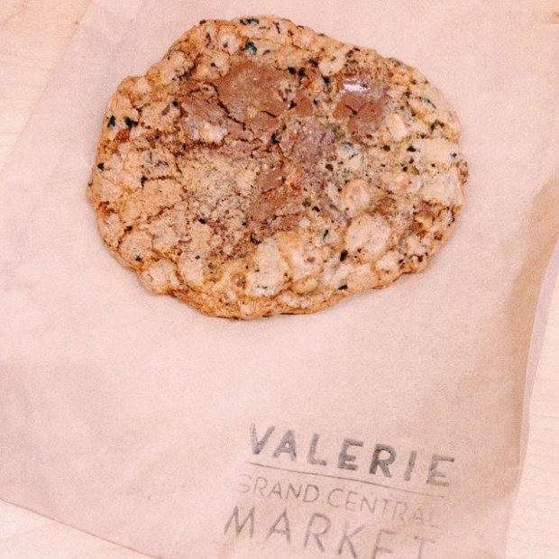 cookie from Valerie's