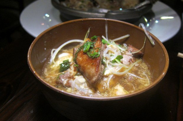bowl of foie