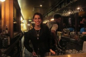 Beverage Director Yael Vengroff at The Spare Room