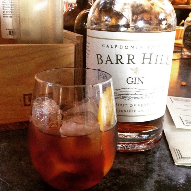 Barr Hill at the Ace