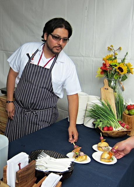 Chef Ray Garcia of BS Taqueria