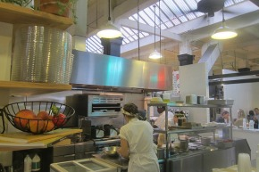 Madcapra is one of the latest at Grand Central Market