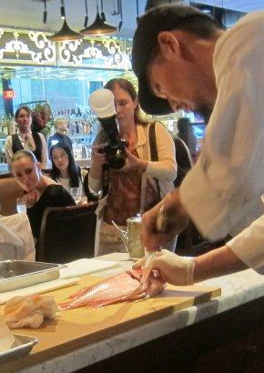 Chef Joji Inoue