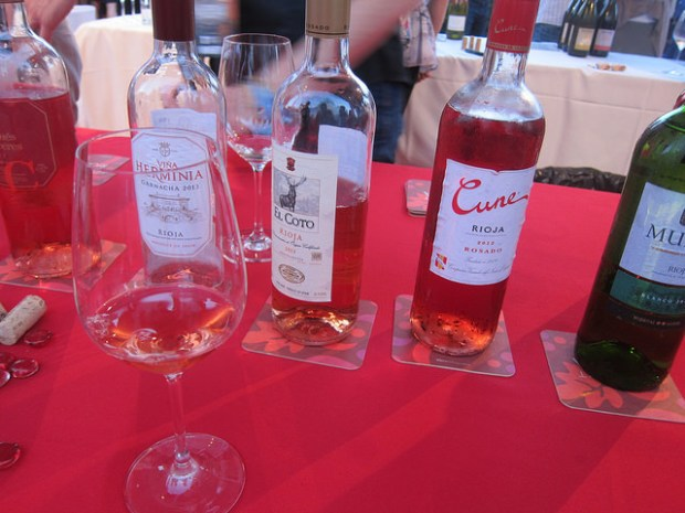 Don't forget the wine part from LA Food and WINE!