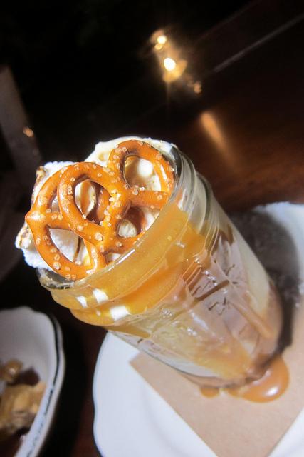 homebrew sundae