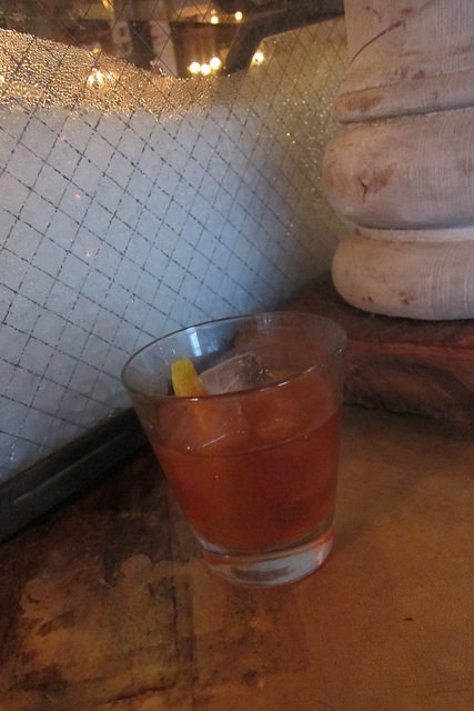 Old Fashioned Whiskey Cocktail