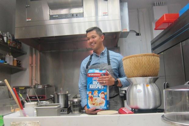 Chef Charles Olalia