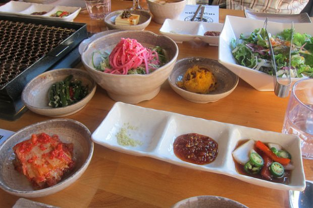 decent banchan selection