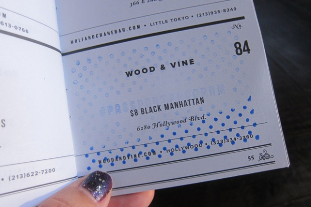 Wood and Vine - stamped!