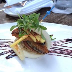foie gras bun