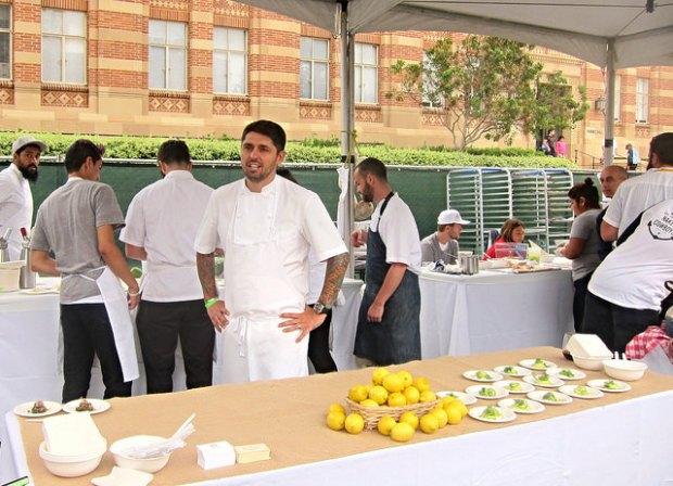 Chef Ludo Lefebvre, Trois Mec and Petit Trois