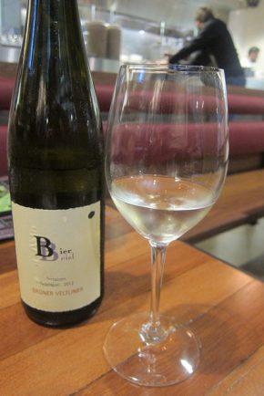 Bierbiesl house wine
