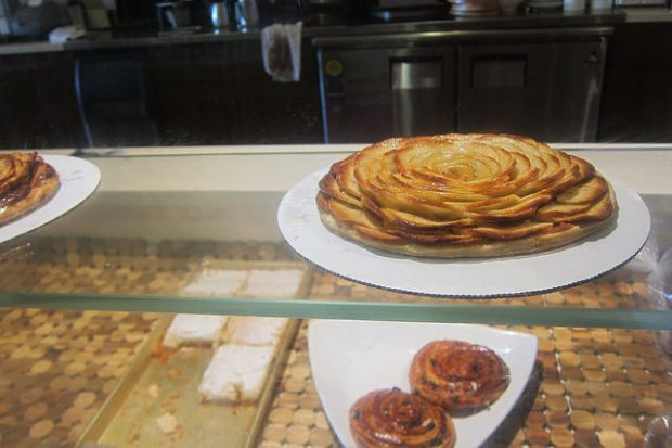 perfect apple tart