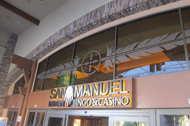 Going For Steak At San Manuel Casino S The Pines