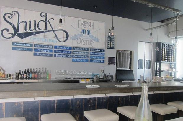 Shuck Oyster Bar
