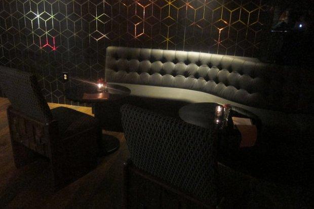 upstairs at Bar Mattachine